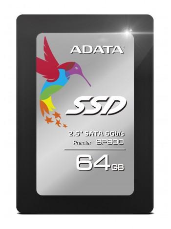64GB SSD накопитель ADATA SATA III Premier Pro SP600