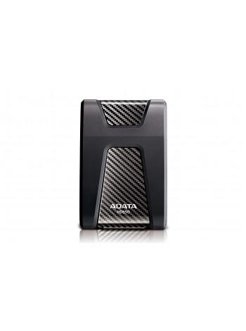 Внешний накопитель ADATA 1TB USB 3.0 HD650 черный (рез. корпус)