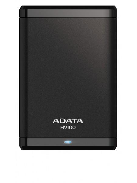 Внешний накопитель ADATA 2TB USB 3.0 HV100 черный корпус