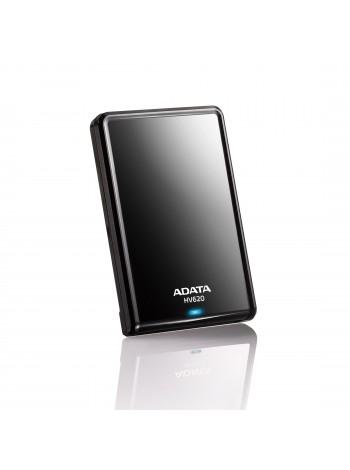 Внешний накопитель ADATA 1TB USB 3.0 HV620 черный