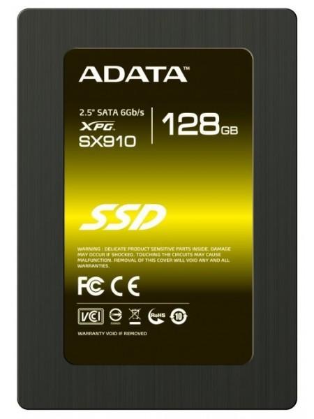 128GB SSD накопитель ADATA SATA III XPG SX910