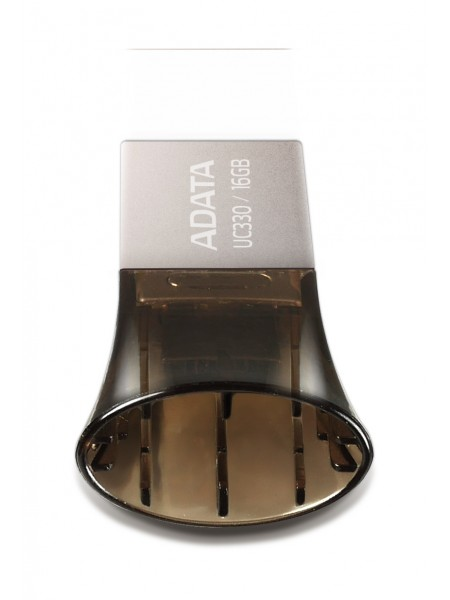 16GB USB флешка ADATA UC330 OTG
