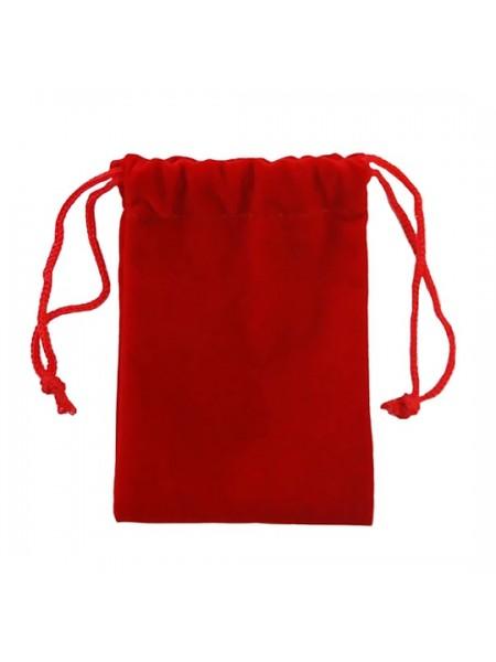 Вельветовый подарочный мешочек