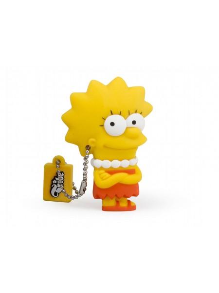 USB-флешка Tribe Lisa Simpson 8GB