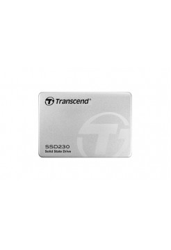 "128GB SSD накопитель Transcend 2.5"" 230S, SATA3, 3D TLC, Aluminum case"