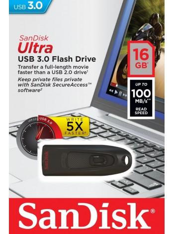 16GB USB флешка Sandisk Cruzer Ultra CZ48